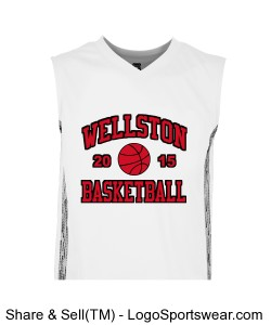Youth Matrix Basketball Jersey Design Zoom