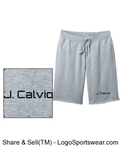 Young Mens Fleece Shorts  Design Zoom